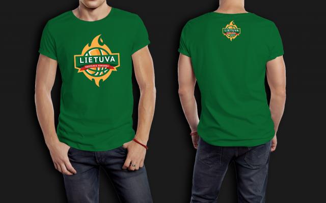 Lietuva marškinėliai 3